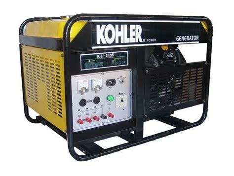kohler gasoline generator kl3300 other generators price