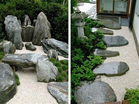japanischer garten modern best 25 modern japanese garden ideas on small