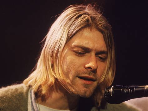 best biography about kurt cobain kurt cobain