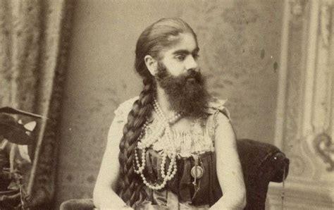 bearded circus the sad story of jones p t barnum s bearded