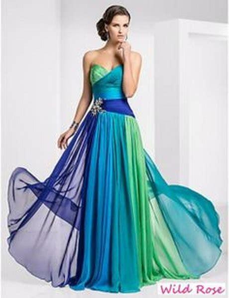 peacock color dress peacock blue bridesmaid dresses