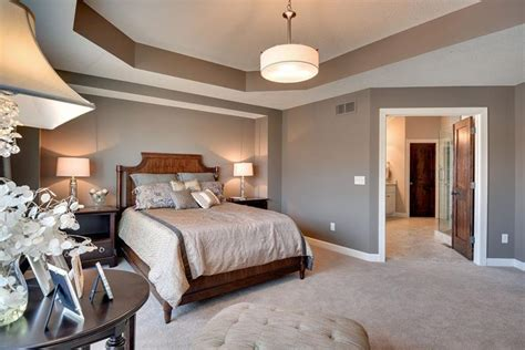 Master Bedroom Lighting Ideas Tray Ceiling by 20 Beautiful Rooms With Tray Ceilings Page 4 Of 4