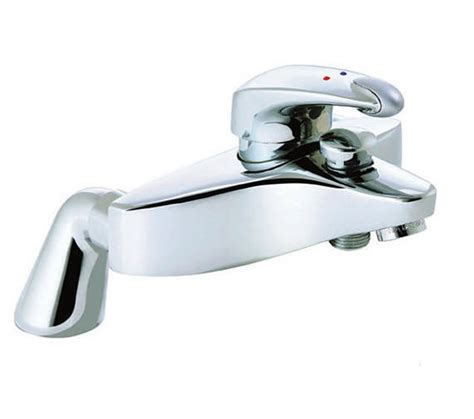 mira bath shower mixer mira excel deck mounted bath shower mixer tap