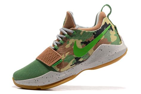camouflage basketball shoes nike zoom pg 1 camouflage basketball shoes 878628 011