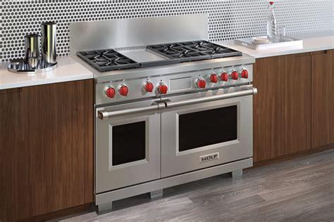 kitchen ranges gas