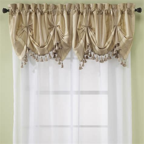 bed bath and beyond valances grommett valance bed bath and beyond window treatments