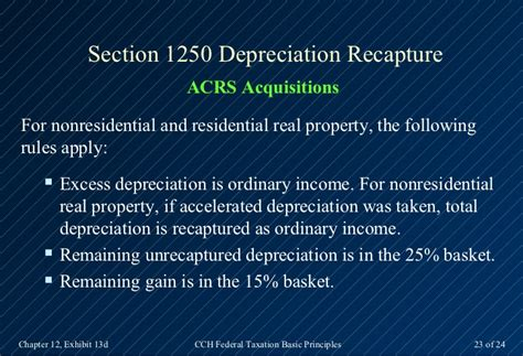 what is unrecaptured section 1250 gain unrecaptured section 1250 gain 86 what is unrecaptured