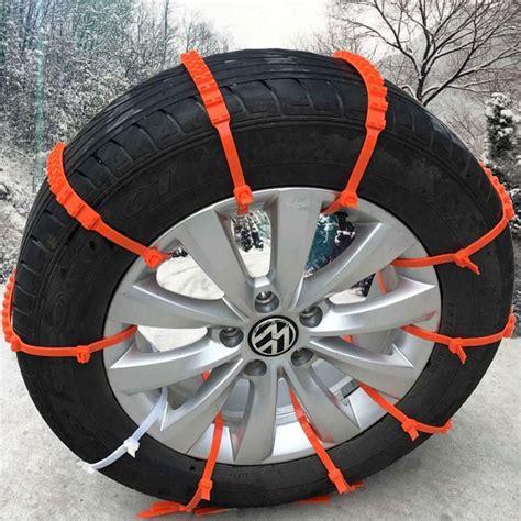 cadenas de nieve plastico 10 unids lot coche universal mini de pl 225 stico ruedas
