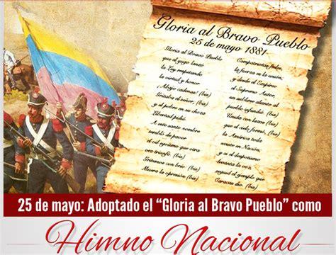 daniel jimenez venezuela gloria al bravo pueblo himno nacional de venezuela