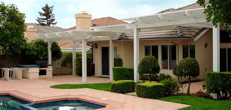 Patio Covers In Orange County Ca Elitewood Lattice Patio Covers Orange County Patio Warehouse
