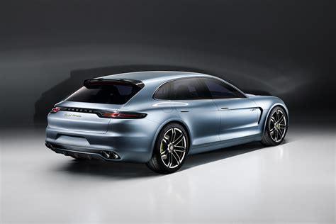 concept porsche glimpse of the new porsche panamera sport turismo concept car