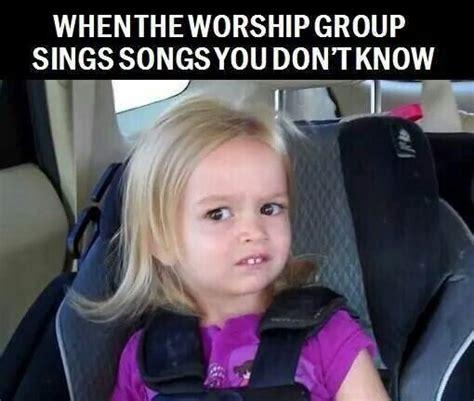 Internet Girl Meme - 10 funny memes every worship lover will understand