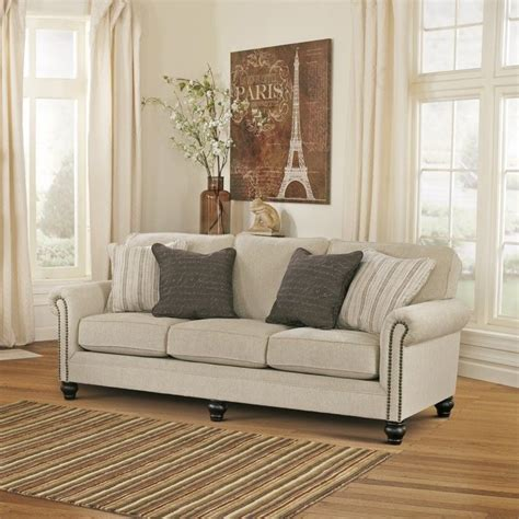 ashley furniture microfiber sofa signature design by ashley furniture milari microfiber