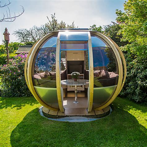 Mid Century Dining Room garden pods discover the all new outdoor home office