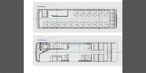 double decker bus floor plan optare metrodecker layout indian autos blog