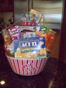 raffle gift basket ideas raffle basket popcorn variation great gift ideas