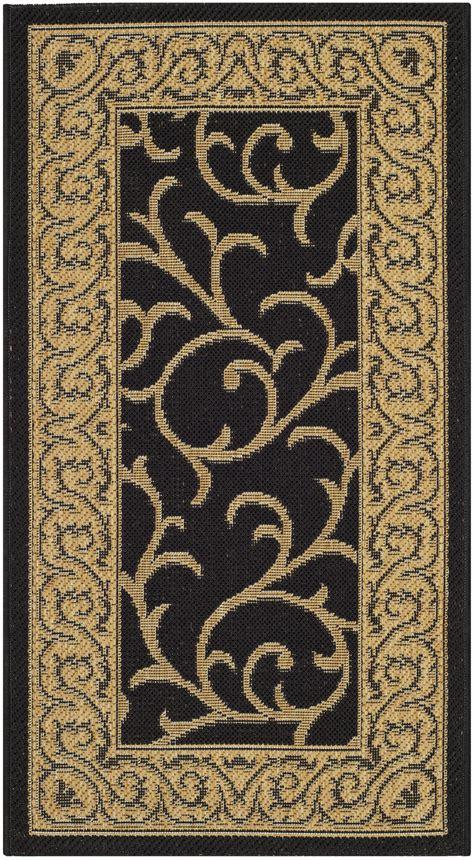 kmart patio rugs safavieh courtyard indoor outdoor rug cy6014
