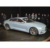 Genesis Previews G70 Sport Sedan With New York Concept