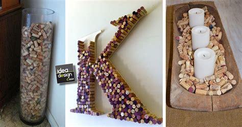 tappeto con tappi di sughero decorare casa con tappi di sughero 20 idee creative