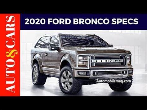 ford bronco jalopnik price specs review   cars review ford bronco