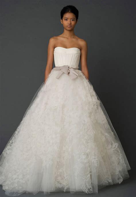 Vera Wang Wedding Dresses by Vera Wang Size 4 Wedding Dress Oncewed