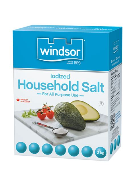 is table salt iodized 174 household salt iodized salt
