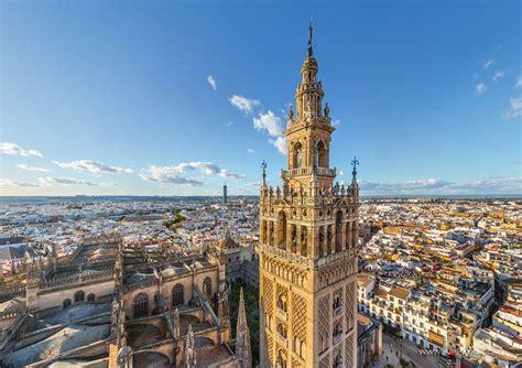 Moorish Architecture by Seville Spain 360 176 Aerial Panoramas 360 176 Virtual Tours