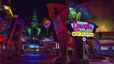 Disney World Laugh Floor - monsters inc laugh floor walt disney world resort