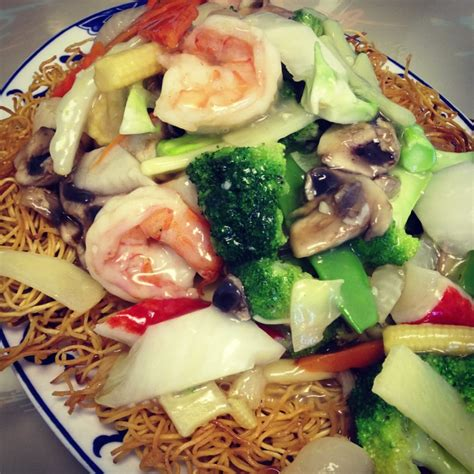joyful house saline mi seafood pan fried noodles yelp