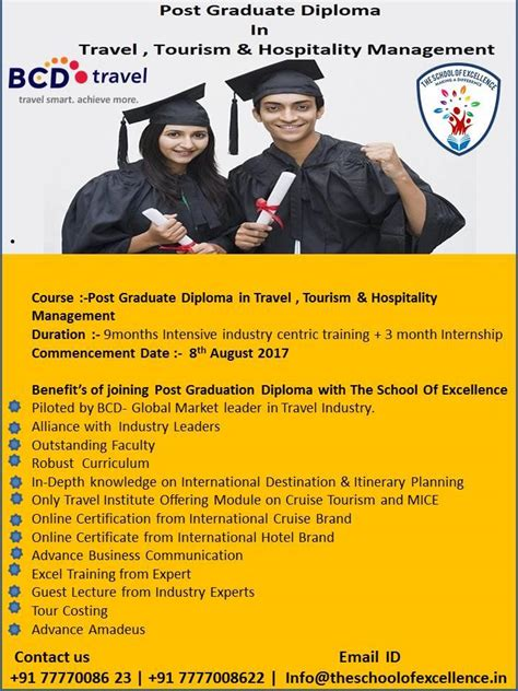 Benefits Of Mba In Hospitality Management by How To Choose Best Hotel Management College In Gujarat