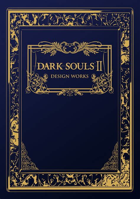 dark souls ii design works concept art world