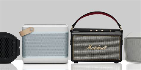 G U Bluetooth Speaker Bluetooth Portable Speaker 14 best bluetooth speakers in 2016 top portable wireless speaker reviews