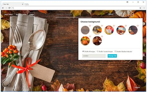 thanksgiving theme for google chrome thanksgiving hd wallpapers new tab theme chrome web store