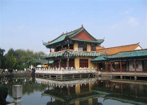 The Bamboo Temple in Kunming Yunnan   Kunming Qiongzhu Temple, Qiongzhu Temple Photos, Bamboo