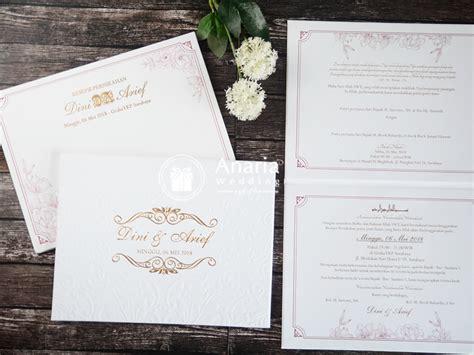 Undangan Pernikahan Eksklusif undangan pernikahan eksklusif dini dan arif 0856 4591 3004