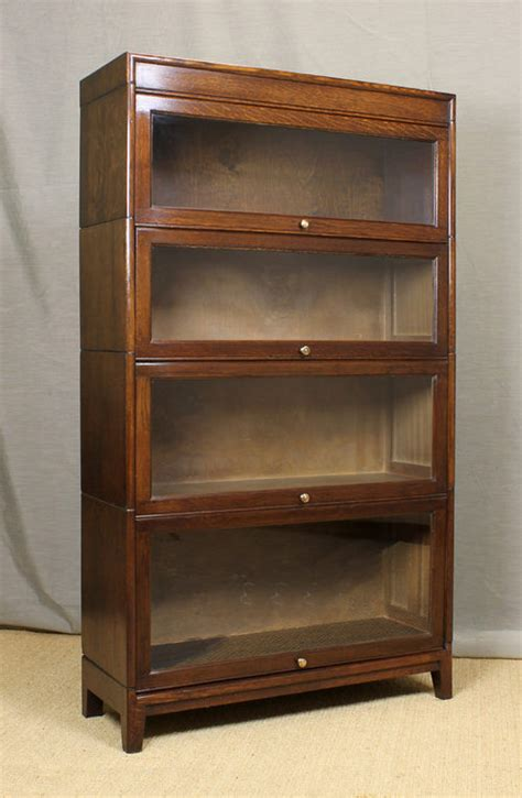 stacking oak bookcase antiques atlas