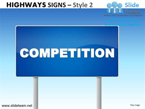 highway freeway exit signs billboards signs design 2