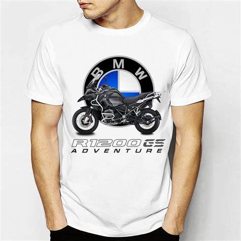 Tshirt Black Adventure t shirt bmw r1200 gs adventure black slim fit