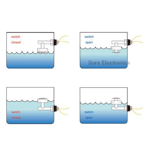 Water Level Float Sensor Switch Saklar Pelung Air Vertical liquid water level sensor float switch 2 kinds usa ebay