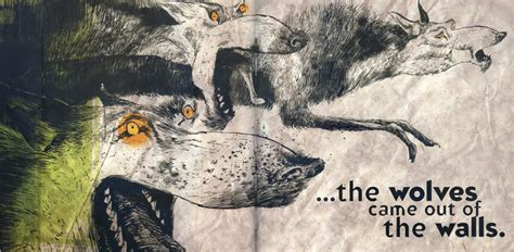 The Wolves In The Walls children s book review the wolves in the walls by neil