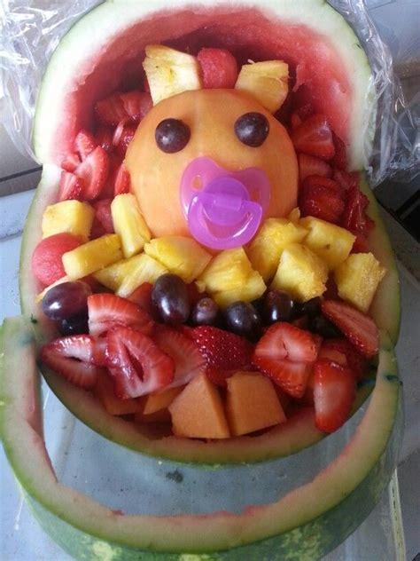 Baby Shower Fruit Basket by Baby Shower Fruit Basket Summer 20015