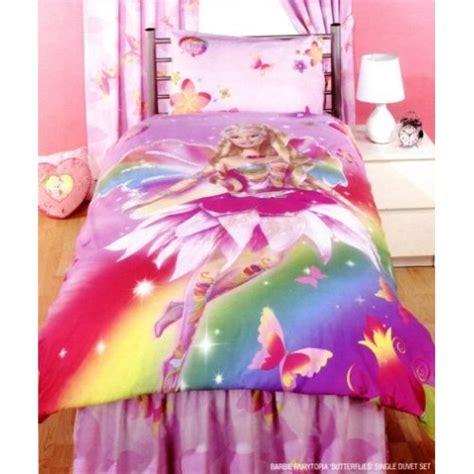 barbie bedding childrens kids barbie bedding duvet cover set