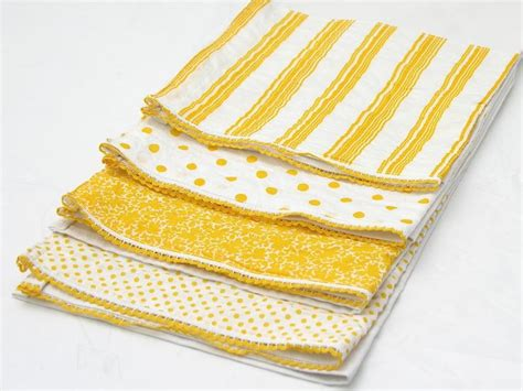 Handmade Kitchen Towels - handmade dish towels kitchen diy