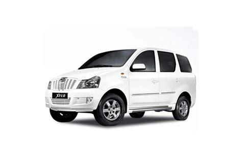 mahindra xylo car mahindra xylo rental suv muv car india by car and driver
