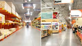 Home Depot Interior Stock Photo Power Tools Aisle In A Home Depot Hardware