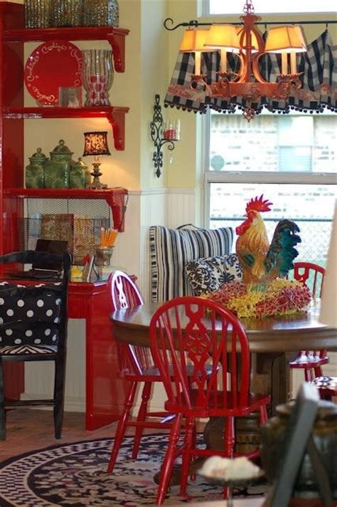 28 red dining chairs in interior designs messagenote