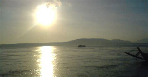 gambar sunset  bali  gratis