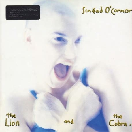 Cd Sinead Oconnor The And The Cobra o connor sinead the and the cobra 1 lp 180 gram