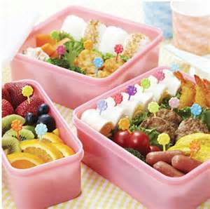 Best Flower Food by Bento Flower Food Picks Fairy Blossom And Friends