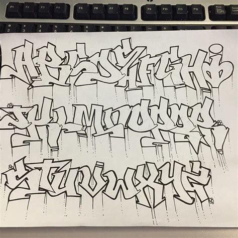 graffiti graffiti lettering alphabet graffiti